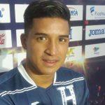 Michael Chirinos también convocado de emergencia a la selección de Honduras