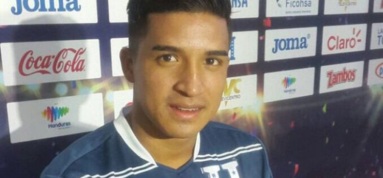 Michael Chirinos otro convocado de emergencia a la selección de Honduras