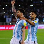 """Kun Agüero: """"El City quiere fichar a Messi y vamos a intentarlo"""""""