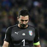 Buffon se queda sin récord mundial