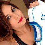 Carolina Padrón se pelea con un aficionado que la ofendió en Twitter