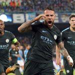 Manchester City conquistó Nápoles y avanza en Champions