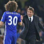 Ultimátum de Conte a David Luiz
