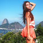 Carolina Portaluppi, la sexy modelo hincha del Gremio