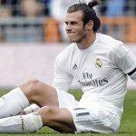 Gareth Bale nuevamente lesionado