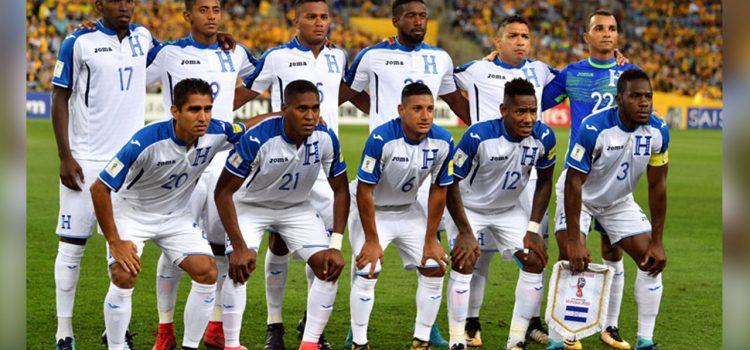 Honduras desciende en ranking FIFA