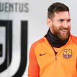 Messi explicó por qué fue suplente ante la Juventus