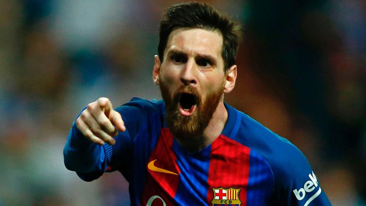 Messi podría ser el máximo goleador del 2017