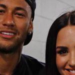 Demi Lovato ¿La nueva novia de Neymar?
