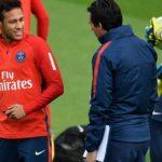 Neymar no soporta a Unai Emery según L´Equipe
