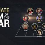 La UEFA presenta el mejor once de lo que va del siglo