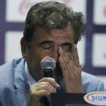 Jorge Luis Pinto ya no es entrenador de Honduras