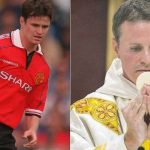 El ex jugador que paso de futbolista a sacerdote