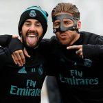 Sergio Ramos víctima de los memes por su máscara protectora