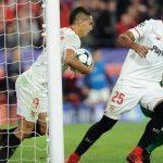Espectacular recuperación del Sevilla
