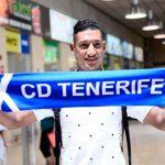 Tenerife espera que Acosta no vuelva a ser llamado a La Bicolor