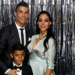 La primera imagen de la hija de Cristiano Ronaldo y Georgina