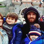 Thiago Messi llama a su papá por su nombre