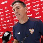 Berizzo vuelve al banquillo del Sevilla