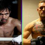 Manny Pacquiao y Conor McGregor negocian pelea