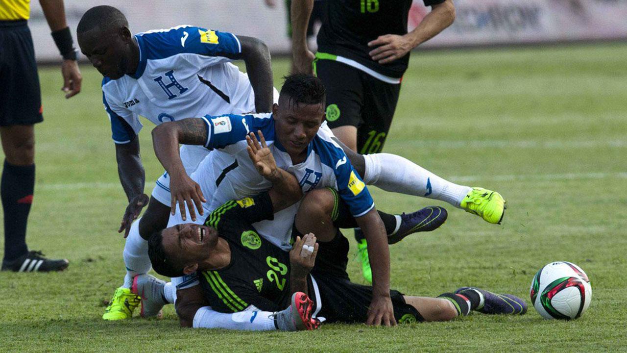 En Costa Rica recuerdan la lesión de Garrido, fichaje del Alajuelense