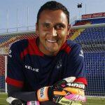 Keylor Navas elegido mejor jugador del 2017 de Concacaf