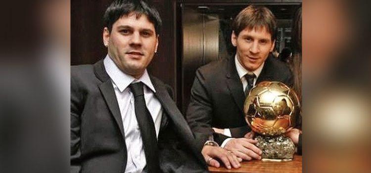 Prisión domiciliaria para el hermano de Messi