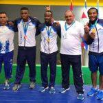 Luchadores hondureños ganan oro en Juegos Centroamericanos
