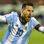 """Messi: """"Espero que el fútbol me pague su deuda con un Mundial"""""""