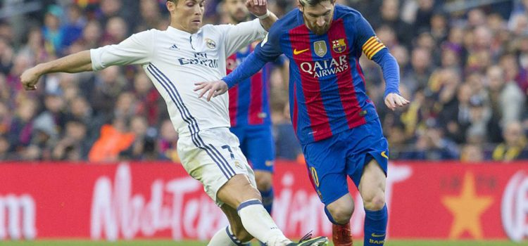 Las piernas de Cristiano valen el doble que las de Messi