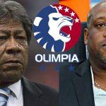 """""""Primitivo"""" Maradiaga y Hernán Medford suenan en Olimpia"""