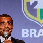 Romario quiere presidir la Confederación Brasileña de Fútbol