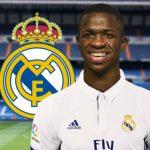 Vinicius Junior viaja a España para conocer al Real Madrid