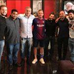 Gremio denunciará al Barcelona ante la FIFA por una fotografía