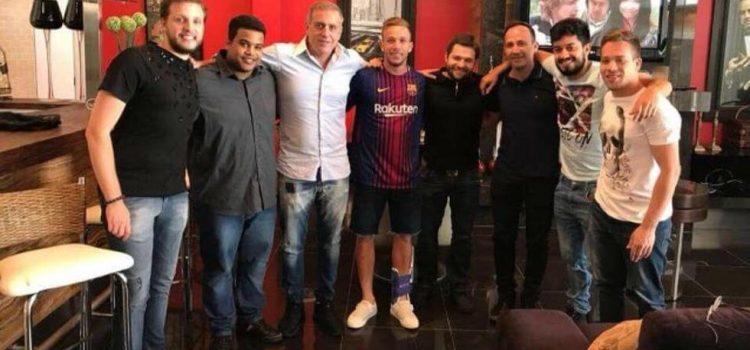 Gremio denuncia al Barcelona ante la FIFA
