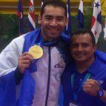 Miguel Ferrera atleta más destacado de los juegos