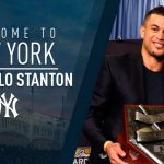 Marlins cambian a Giancarlo Stanton a los Yankees