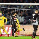 Juventus vence al Napoli y pone al rojo vivo la Serie A