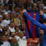 Messi recibe premio antes del Clásico