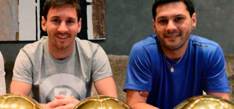 Hermano de Messi detenido tras un confuso accidente náutico
