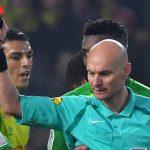 Suspendido el arbitro que pego una patada en Francia