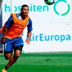 Brayan Acosta jugador cinco estrellas en Tenerife