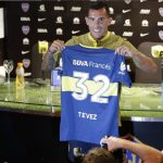 """Tévez: """"Vuelvo a Boca para ganar la Libertadores"""""""