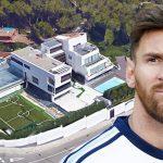 Conozca la mansión de Leo Messi en Barcelona