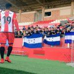 Hora y día del posible debut del 'Choco' con el Girona