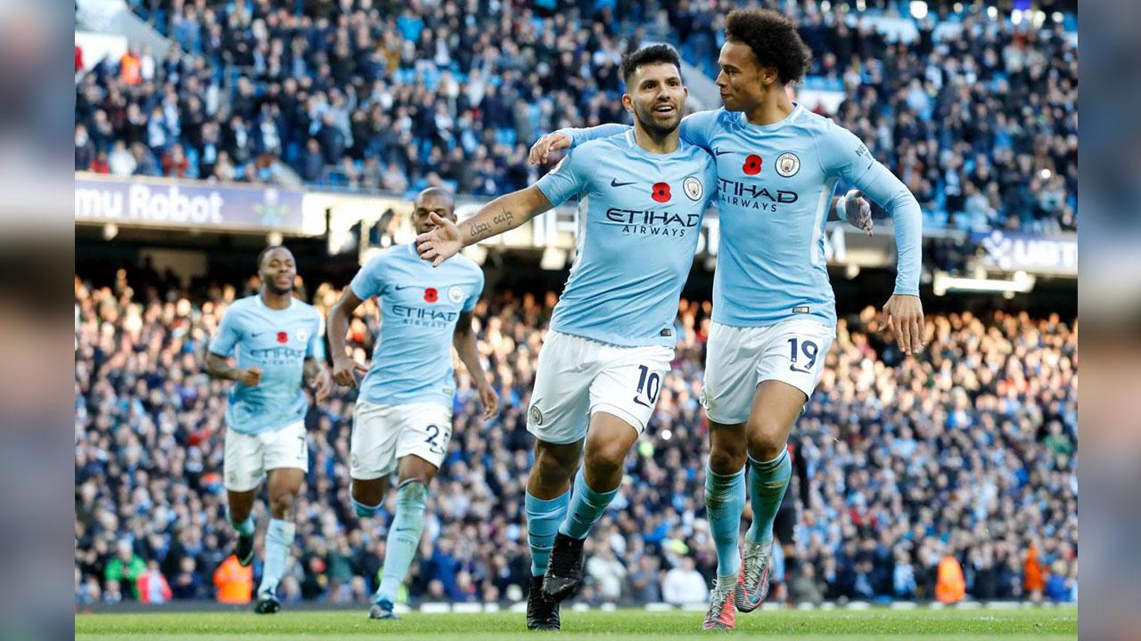 Manchester City sigue imparable  clasifica a la final de la Copa de la Liga  inglesa 95a7d1fd15bca