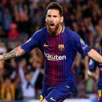 La humillación de Messi a los delanteros del Betis