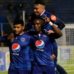 Motagua celebra su regreso al Nacional con goleada