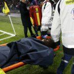 Mbappé 'en camilla' dos meses y se pierde el duelo de Champions
