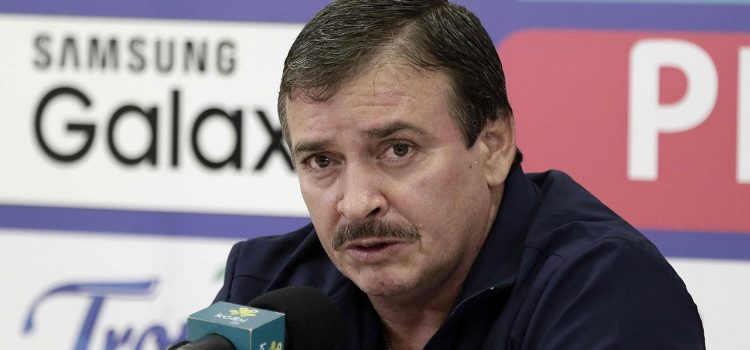 """""""Machillo"""" Ramírez es el cuarto técnico peor pagado del Mundial"""